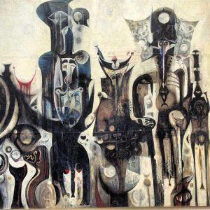 بانو راما الفن التشكيلي السوداني المعاصر