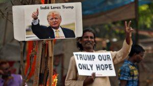 جمعية هندية للمراحيض تغير اسم قرية وتختار اسم ترمب