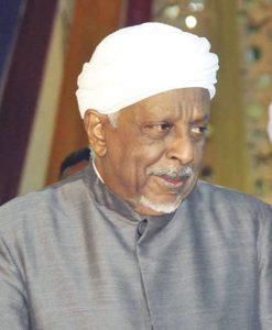 قيادات اتحادية رفيعة تطالب الميرغني بفض الشراكة مع الحكومة