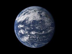 كوكب مائي.. ما أروعه من بعيد!