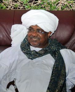 وفاة خليفة الطريقة السمانية الطيبية الشيخ الجيلي الشيخ عبدالمحمود في تركيا