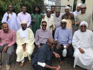 """""""التحرير"""" في كارديف: تواصل بين السودانيين والحكومة البريطانية تحترم التعددية الدينية"""