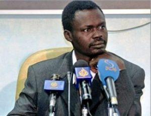 """مؤتمر باريس ينتخب مني اركو مناوي رئيساً لـ""""الجبهة الثورية"""""""