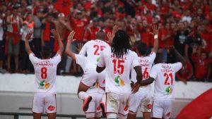 الوداد المغربي ينال لقب دوري أبطال إفريقيا بعد فوزه على الأهلي المصري بهدف