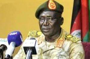 الجنرال فول يغادر جوبا إلى كينيا لتلقي العلاج بعد رفع الإقامة الجبرية