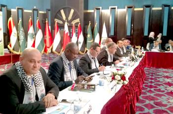 اتحاد الصحافيين العرب يدين قرار الرئيس الأمبركي ويدعو لمقاطعة الأنشطة الدبلوماسية لسفارات بلاده