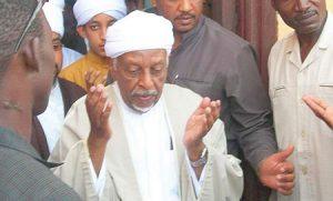 الميرغني يحتفل بليلة المولد النبوي بمقر إقامته في مصر الجديدة