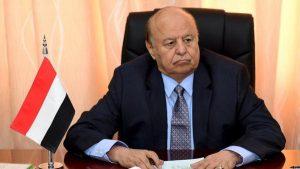 مقتل صالح: هادي يدعو للانتفاض ضد الحوثيين والحوثى يراه يوماً استثنائياً