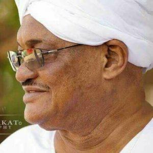 الصادق المهدي وهيئة محامي دار فور ينعيان أمير عبدالله خليل