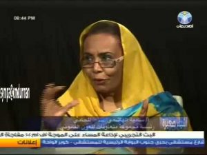 """سامية الهاشمي تدعو لتنقيح سجل المحامين وتطالب بـ""""قوائم الناخبين"""""""