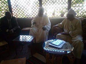 (الأمة) و(الإخوان) يتفقان على السعي لحل سياسي شامل يجنب البلاد العنف