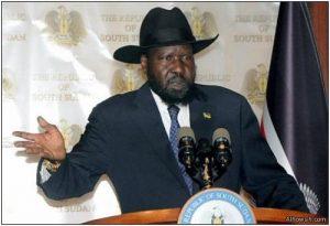 مستشار سلفاكير يرفض اقتراح (ايقاد) بتعيين أربعة نواب للرئيس في الحكومة الانتقالية بجنوب السودان
