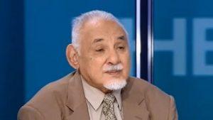 رفع شعار لا تفاوض مع النظام.. وفاة المناضل علي محمود حسنين رئيس الجبهة العريضة