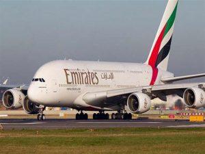بعد سقوطها من باب الطوارئ: وفاة مضيفة  في طائرة إماراتية في أوغندا