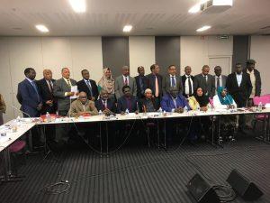 """الإعلان الدستوري لقوى نداء السودان يؤكد """"الالتزام بتحقيق مطالب الشعب بوسائل خالية من العنف"""""""