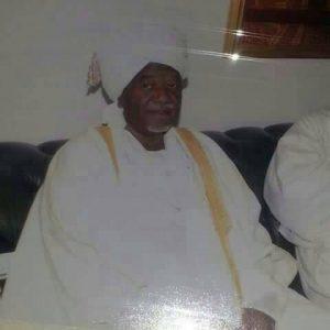 عزاء في وفاة عبد القادر محمد عثمان السليك