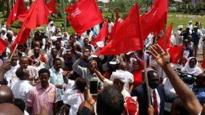 الحزب الشيوعي يقيم ندوة جماهيرية بالخرطوم عن الوضع السياسي الراهن