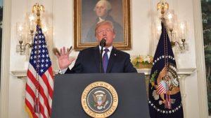 مجلس السيادة يرحب بقرار الرئيس الأمريكي    دونالد ترامب لاعلانه رسمياََ إزالة إسم السودان من قائمة الدول الراعية للإرهاب