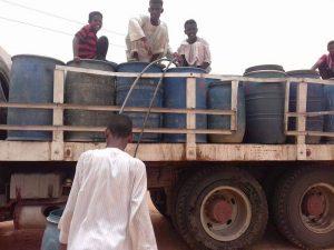 أزمة حادة في مياه الشرب بمناطق أمري الجديدة بسبب انعدام الوقود