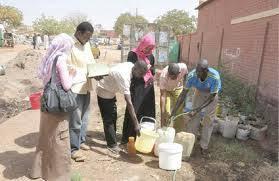مواطنو العزوزاب وأبو آدم يشتكون من الانقطاع المستمر للمياه في رمضان