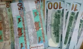 بنك السودان يحدد السعر الرسمي للدولار 51  جنيهاً