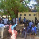 انقطاع المياه والكهرباء عن داخليات جامعة الخرطوم  (مجمع شمبات)