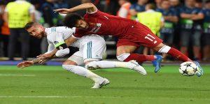 إصابة محمد صلاح في نهائي أبطال أوربا يمنعه من المشاركة مع الفراعنة في كأس العالم