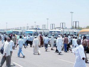 محلية الخرطوم تعلن عن تخصيص محطات وقود لوسائل المواصلات العامة