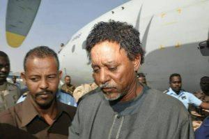محكمة عسكرية تبدأ محاكمة موسى هلال وسط تكتم إعلامي
