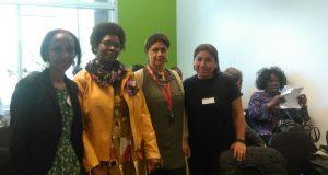 الجالية السودانية في لندن تشارك في ورشة عمل  عن دمج المهاجرين