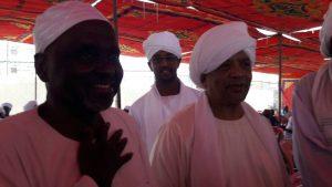 علي الحاج: المؤتمر الوطني الجهة الوحيدة التي لا تريد السلام في البلاد