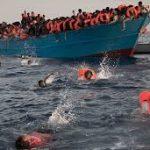 مقتل خمسة مهاجرين بينهم سودانيون قبالة سواحل ليبيا