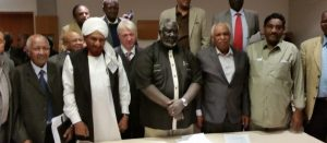 الخارجية الألمانية تجتمع بقوى نداء السودان في 29 يونيو الجاري