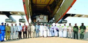 الإمارات تشارك في مساعدة منكوبي الفيصانات والسيول في السودان