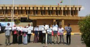 الشبكة العربية لإعلام الأزمات: وضع حرية الرأي بالسودان الأسوأ من نوعه عربياً