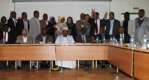 نداء السودان: اجتماعات القيادة في باريس تناقش دعم الحراك الثوري وتطويره وتوسيع قاعدته