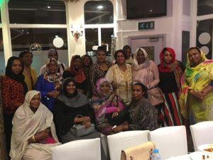 ناشطات سودانيات بلندن: تأسيس تحالف المرأة السودانية ببريطانيا (سوا)
