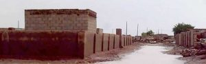 أمطارغزيرة بقرية طيبة الشيخ موسى تتسبب في انهيار 30منزلاً وثلاثة فصول دراسية