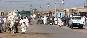 مقتل شرطي في سوق الدامر بنهر النيل على يد لص