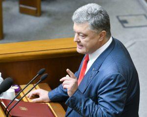 الرئيس الأوكراني يقاضي الـ(بي بي سي) بتهمة التشهير