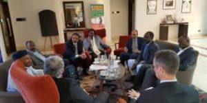 قوى نداء السودان تبدأ حملة (كفاكم) مناهضةً لإعادة ترشيح البشير لدورة ثالثة