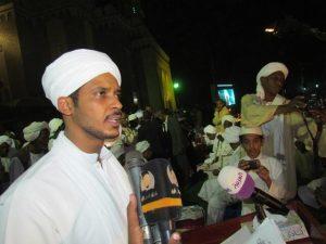 """ابراهيم الميرغني: كل القوى السياسية شاركت الإنقاذ و""""الختمية"""" كتاب مفتوح"""