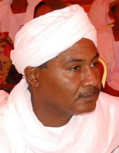 """""""نداء السودان"""" تستنكر منع الأجهزة الأمنية الواثق البرير من السفر وتعده مخالفة للدستور"""