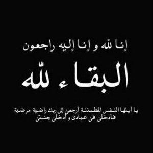 الشيخ محمد عبدالحميد في ذمة الله