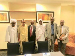 """""""نداء السودان"""" بالداخل لإمبيكي: لن نكون طرفاً في أي عملية سياسية لإعادة انتاج ما هو كائن"""