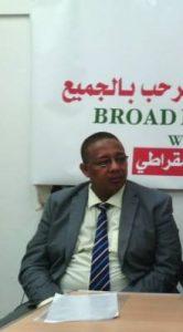 هشام أبوريدة: وجود مكتب حقوق الإنسان في السودان يسبب مشكلات كثيرة للنظام