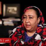 """رشا عوض في """"المشهد"""" ترصد تجربتها الصحافية ولقاءاتها مع ضحايا الحرب في دار فور"""