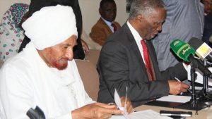 """تأجيل اجتماع آلية الوساطة الإفريقية و""""نداء السودان"""" إلى الثلاثاء المقبل"""