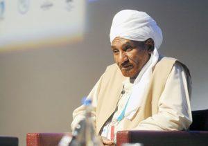 """""""الأمة القومي"""": استقبال الإمام الصادق رسالة قوية للحزب الحاكم والعالم أجمع"""