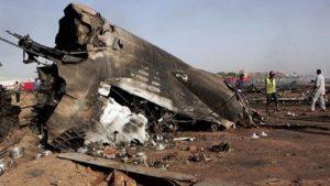 مصرع والي القضارف وعدد من مرافقيه في سقوط طائرة بالقلابات